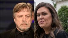 Mark Hamill Saddles Sarah Huckabee Sanders With A Scathing New Job Title