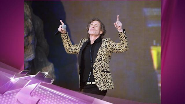 Entertainment News Pop: Mick Jagger Turns 70 While The Rolling Stones Tours Add Up to Billions