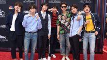 Le groupe BTS dévoile le titre explosif de son nouveau single