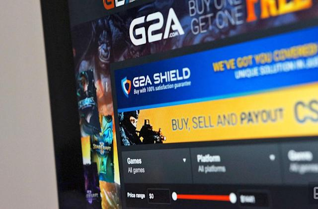 Game studio claims it lost $450,000 to key resales