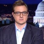 Chris Hayes Issues Ultimatum To GOP Senators Napping, Going AWOL From Trump Trial