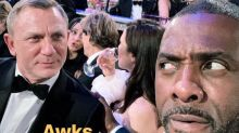 Daniel Craig's selfie with rumored Bond replacement Idris Elba has 007 fans fired up