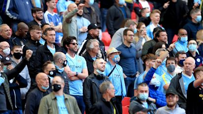 Fans frustrated at uncertainty over spectators attending Champions League final