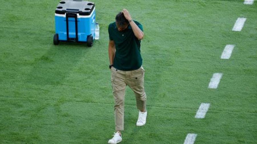 Foot - Euro - ESP - Luis Enrique (Espagne): «Les difficultés sont déjà là»