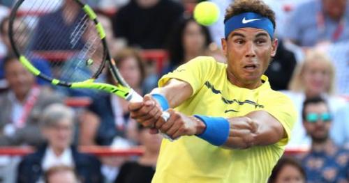 Tennis - Nadal pour «une Espagne avec la Catalogne»