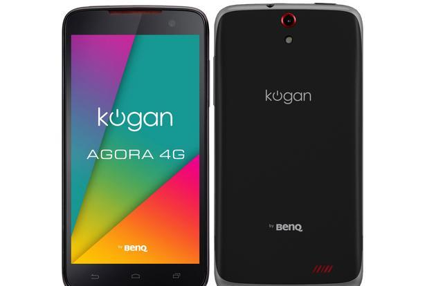 Kogan's latest phone one-ups the Moto G LTE with a bigger screen