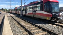 Girl who died after being hit by Calgary C-Train wandered off: parents