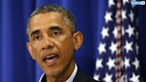 Obama Appeals For Calm In Missouri, Lauds Iraq Progress