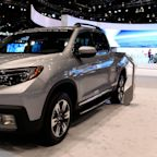 Honda Recalling Pickups for Catching Fire When Washed