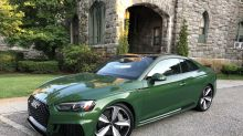 2018 Audi RS 5 - the best German sports car for the money?