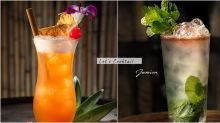 Let's Cocktail 調酒師示範透心涼雞尾酒