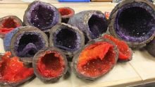 Behold: Incredible, edible chocolate geodes