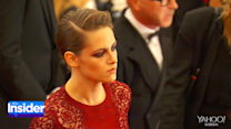 Kristen Stewart Reveals Why She Never Smiles for the Paparazzi