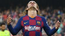 Griezmann's Barcelona struggles of no concern to France boss Deschamps