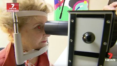 Eye test a 'game-changer' in Alzheimer's diagnosis
