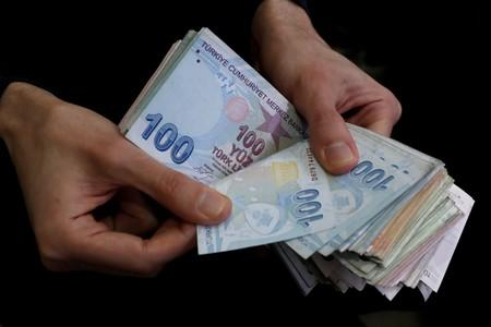 Sanctions stress makes Turkey's lira October's worst world currency