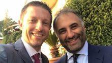 Alfio Bardolla con Giacomo Bruno per nuovo ramo internet Royalty