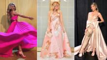 'La vie en rose': los 5 looks más comentados de la gala de Gente