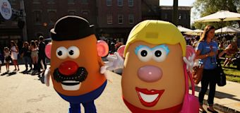 A mister no more: Potato Head rebranded