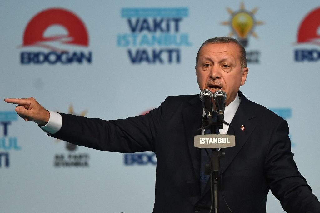 Turkish President Recep Tayyip Erdogan is aiming to further tighten his grip on the country with the June 24 elections