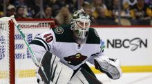 Wild trade Devan Dubnyk to Sharks for 5th-round draft pick