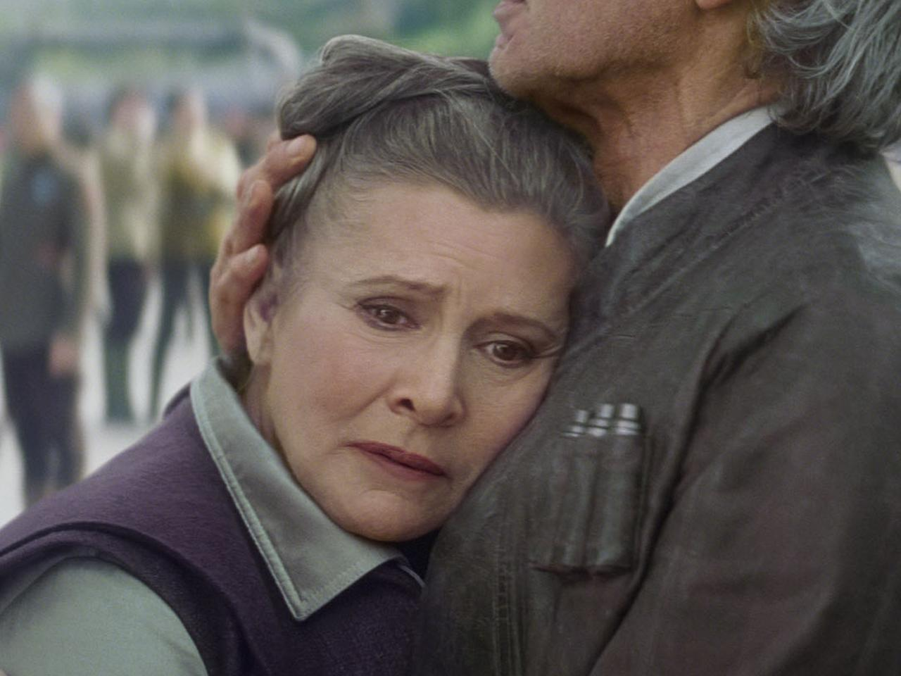 Carrie Fisher Tod