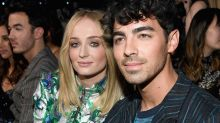 Joe Jonas and Sophie Turner Get Matching Tattoos in Honor of Late Dog Waldo: 'R.I.P. Angel'