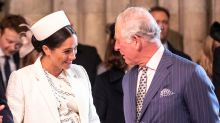 Prince Charles' touching tribute to Meghan Markle revealed