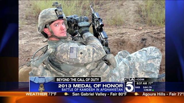 Medal of Honor Recipient: PTSD Is `Not A Disorder`