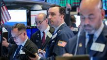 U.S. stocks drop late in session on trade uncertainty