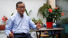 Interview: Boycott sham Cambodian elections, says opponent Rainsy