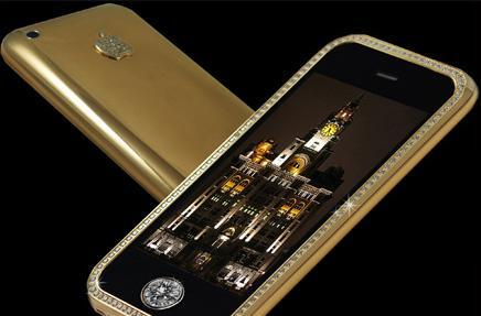 iPhone 3GS Supreme is diamond encrusted, spectacularly expensive