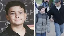 Boy forced to change his name after bullying due to famous namesake