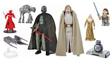 The plot of 'Star Wars: The Last Jedi': What the Force Friday toys tell us