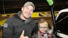 Chris Pratt, Josh Duhamel, and other stars bond with their boys at monster truck show