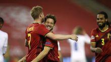 Soccer: Belgium tops first FIFA rankings since pandemic shutdown