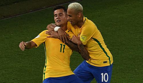 Primera Division: Coutinho schwärmt von Neymar