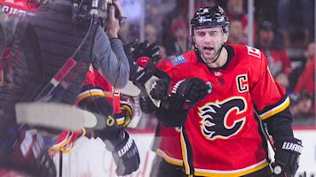 Giordano leads Flames over Coyotes