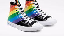 Mode : Converse lance une collection engagée spéciale Pride