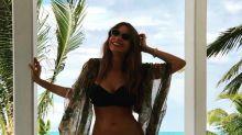 Sofía Vergara y su cuerpazo en bikini
