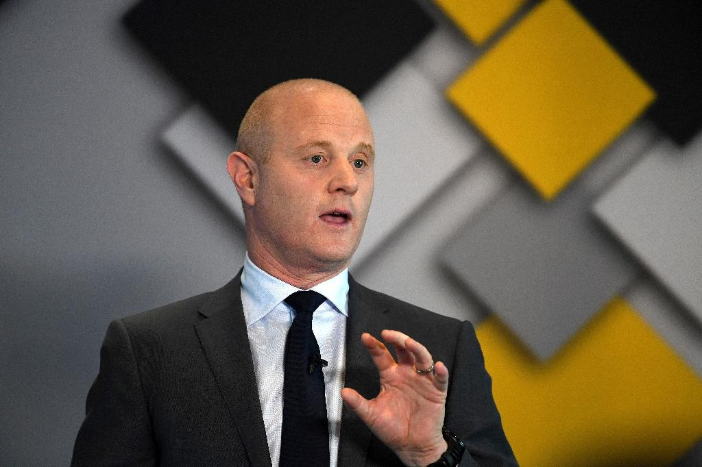 Ian Narev, the chief executive of Australia's biggest bank, the Commonwealth, will retire, the company said on August 14, 2017, amid pressure from regulators over alleged breaches of money laundering and terrorism financing laws