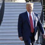 Trump suggests he raised Bidens with Ukraine's president