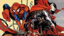 Homem-Aranha pode ter HQ inédita com Spawn para ajudar mercado em crise
