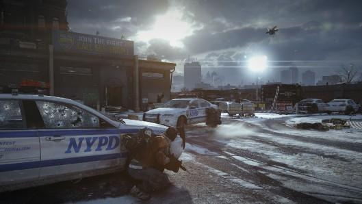 The Division has 'classless characters,' second screen detailed
