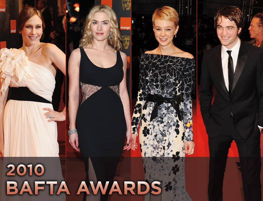 Bafta Awards: 2010 BAFTA Awards