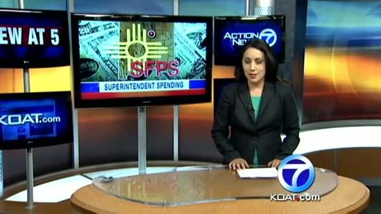 Superintendent search cost SF school district