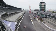 NASCAR champion Pearn up to speed with Daly at Indy 500