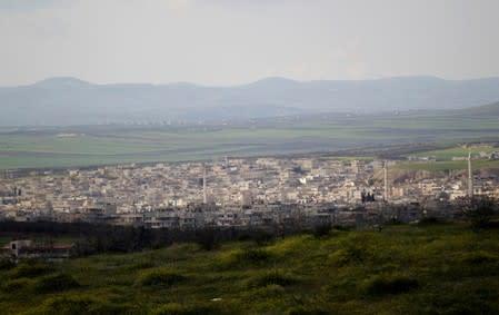 Syria opens 'humanitarian corridor' for civilians to leave Idlib