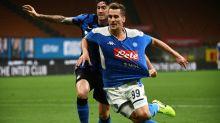 Presidente do Napoli não quer jogo de volta das oitavas da Champions em Barcelona