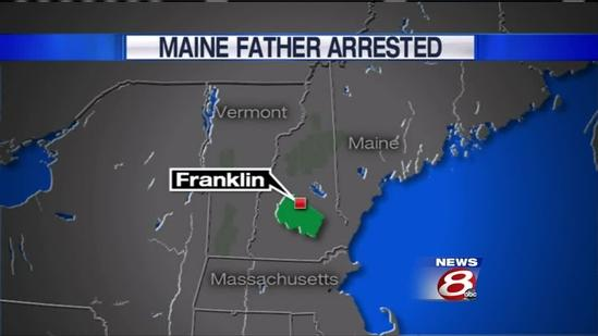 Maine man accused of leaving kids in hot car appears in court